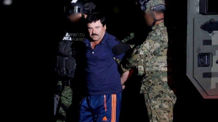 El Chapo Guzmán, culpable de todos los cargos, se enfrenta a cadena perpetua