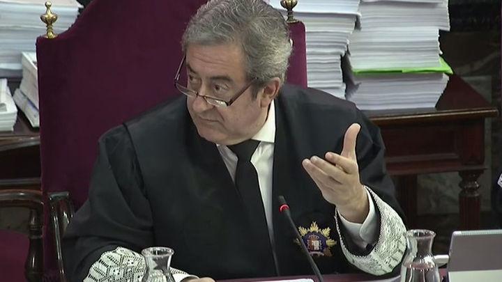 """La Fiscalía, sobre el 'procés': """"Es un juicio en defensa de la democracia"""""""