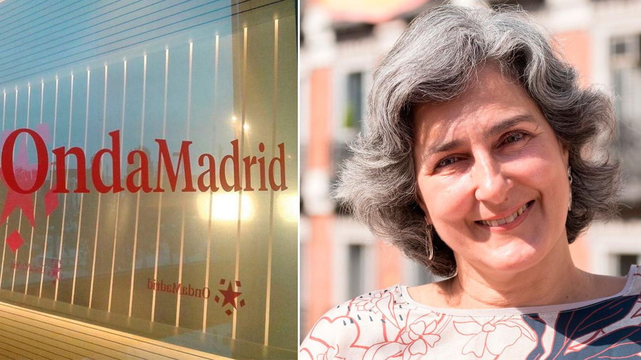 """Sara Mediladea: """"El Gobierno de Isabel Díaz Ayuso es el espejo en el que se mira el PP"""""""
