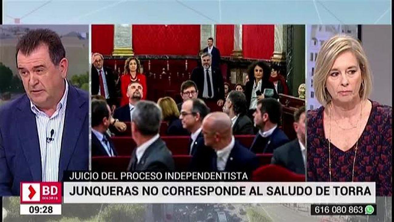 Buenos Días Madrid (8:30 - 10:30) 13.02.2019