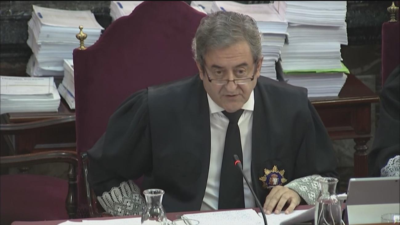 """La Fiscalía dice que la causa del 'procés' es """"una defensa a la democracia"""""""