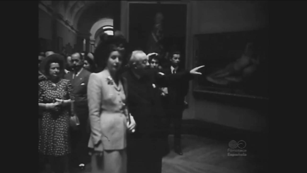 La historia audiovisual del Museo del Prado