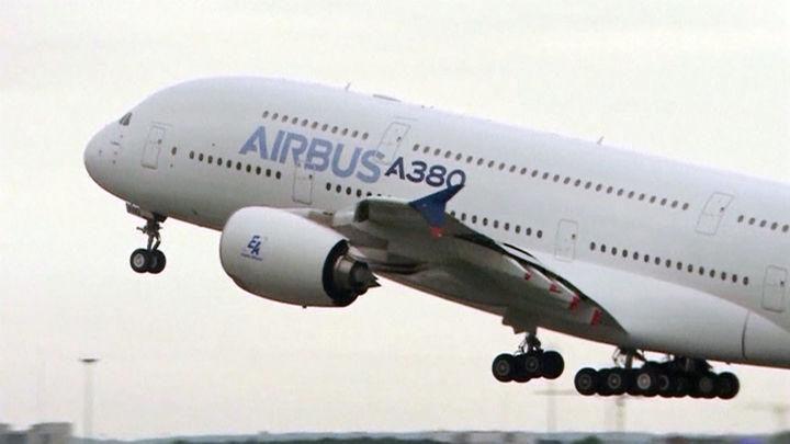 El fin del A380 de Airbus podría afectar a entre 400 y 500 empleados en España