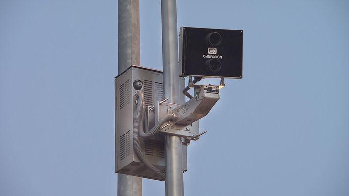 Cuatro radares fijos de Madrid, entre el top 10 de los que más multas suman en España