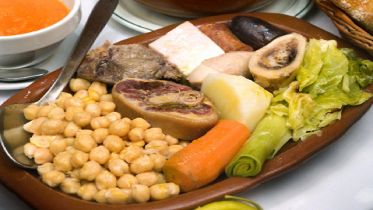 Madrid plato a plato: El cocido madrileño