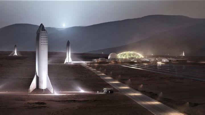 Elon Musk espera que mudarse a Marte cueste menos de 500.000 dólares