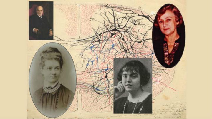 Las neurocientíficas que investigaron con Ramón y Cajal salen del olvido