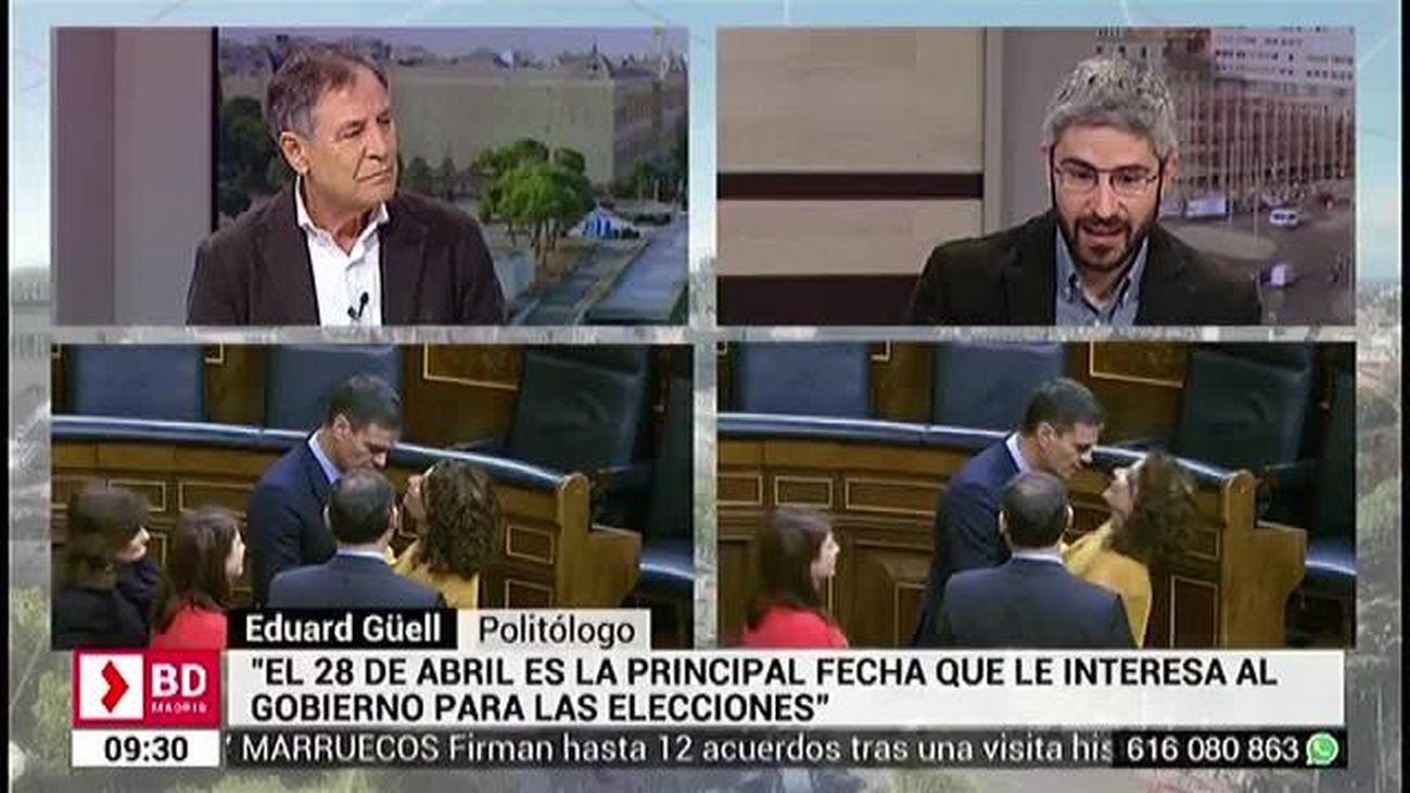 Buenos Días Madrid (8:30 - 10:30) 14.02.2019