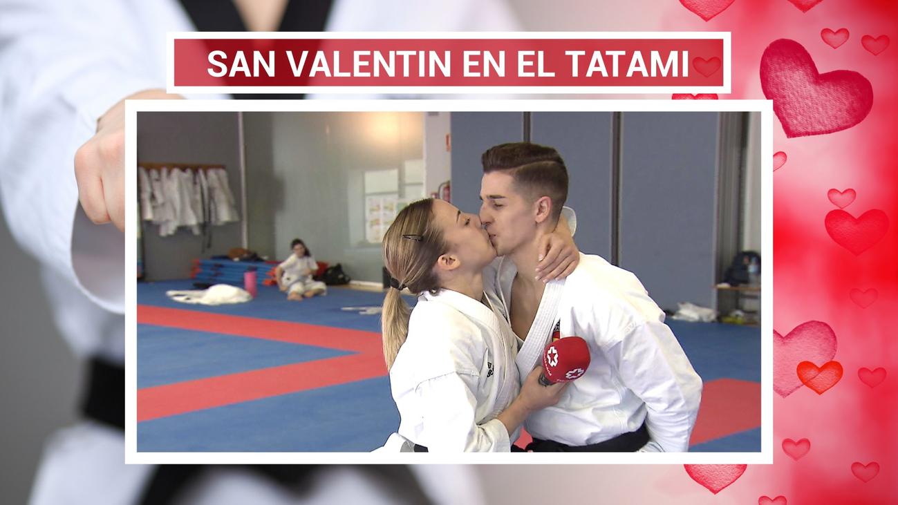 Lidia y Sergio, katas por amor