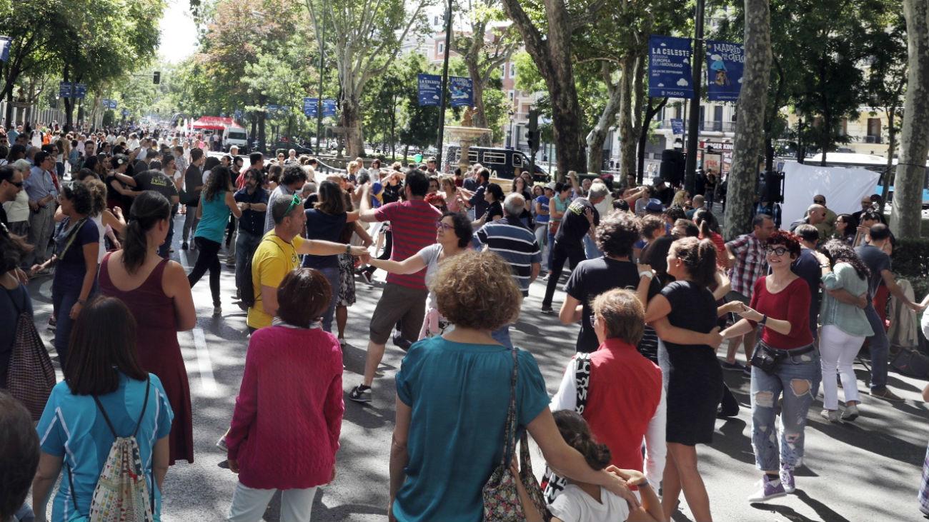 Madrid se llena de swing