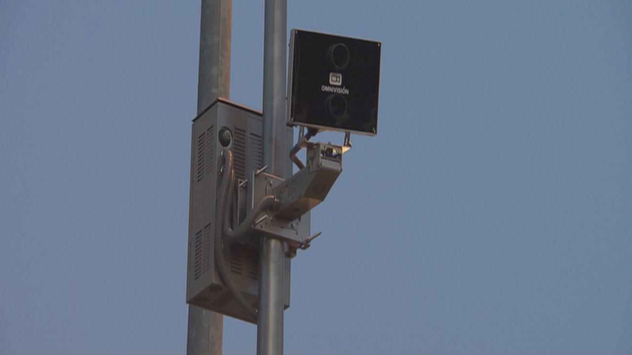 Arranca el periodo de pruebas del radar de  tramo en la A-5