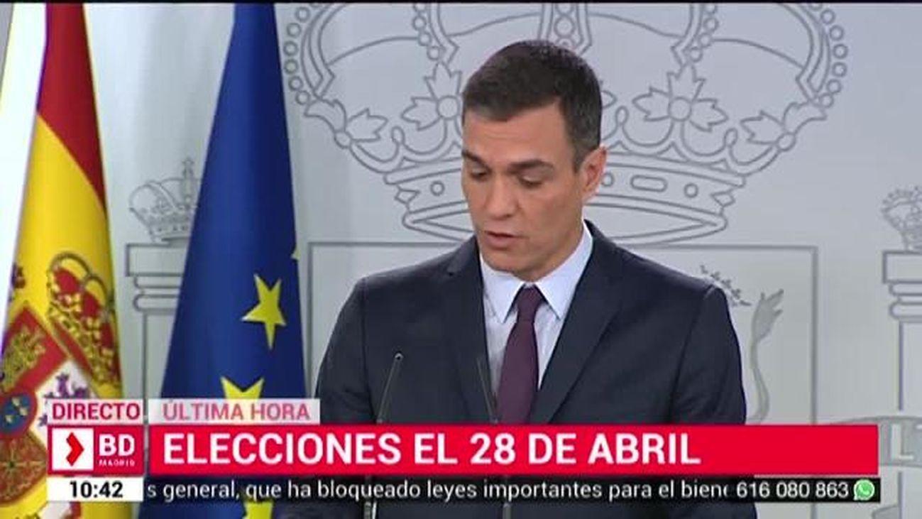 Buenos Días Madrid (10:00 - 11:30) 15.02.2019