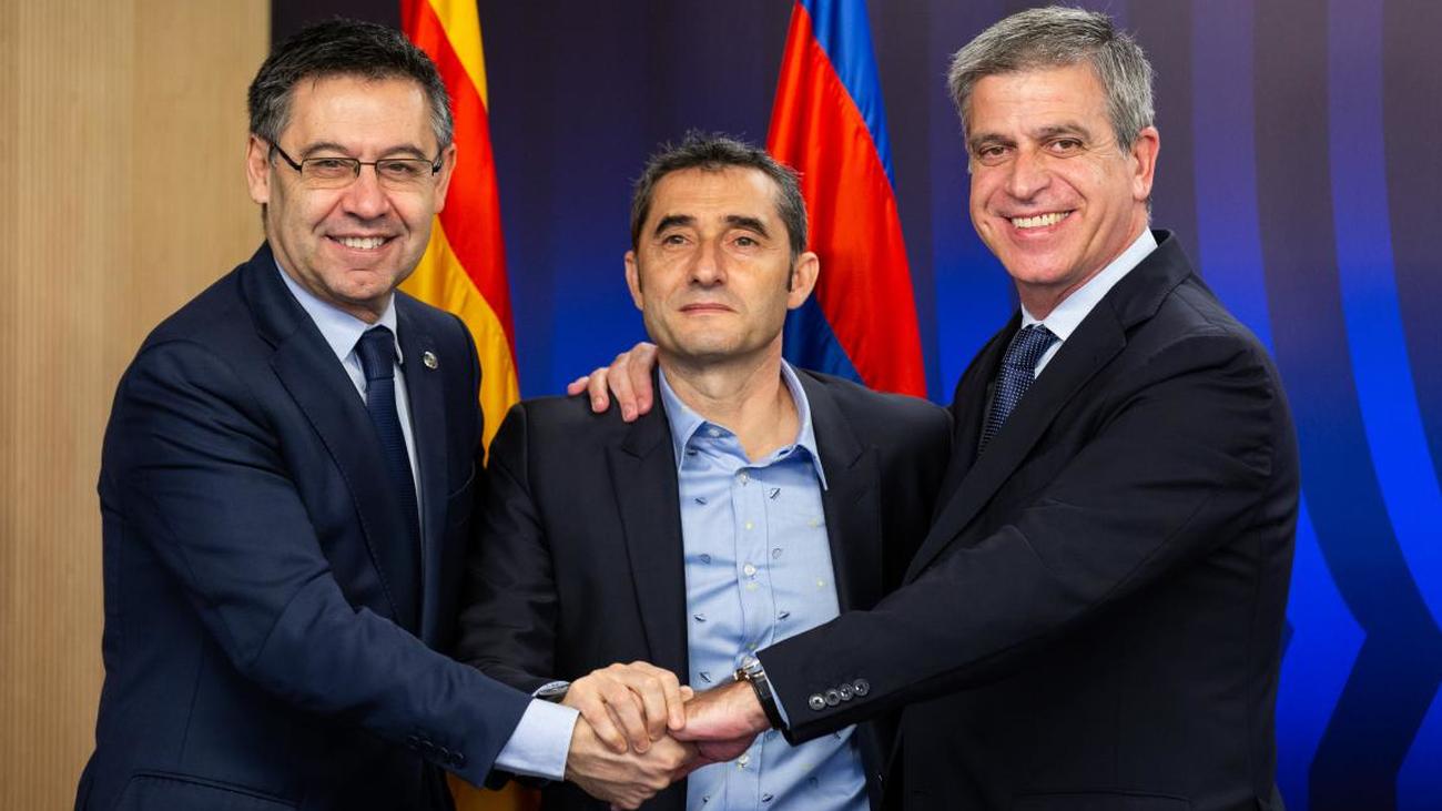 """Valverde renueva: """"Es un reto apasionante"""""""