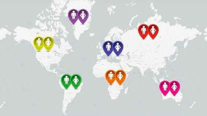 Mapa de enfermedades raras