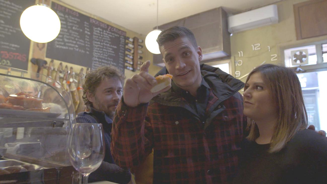 La cuenta por favor: El mejor restaurante de tapas de la capital