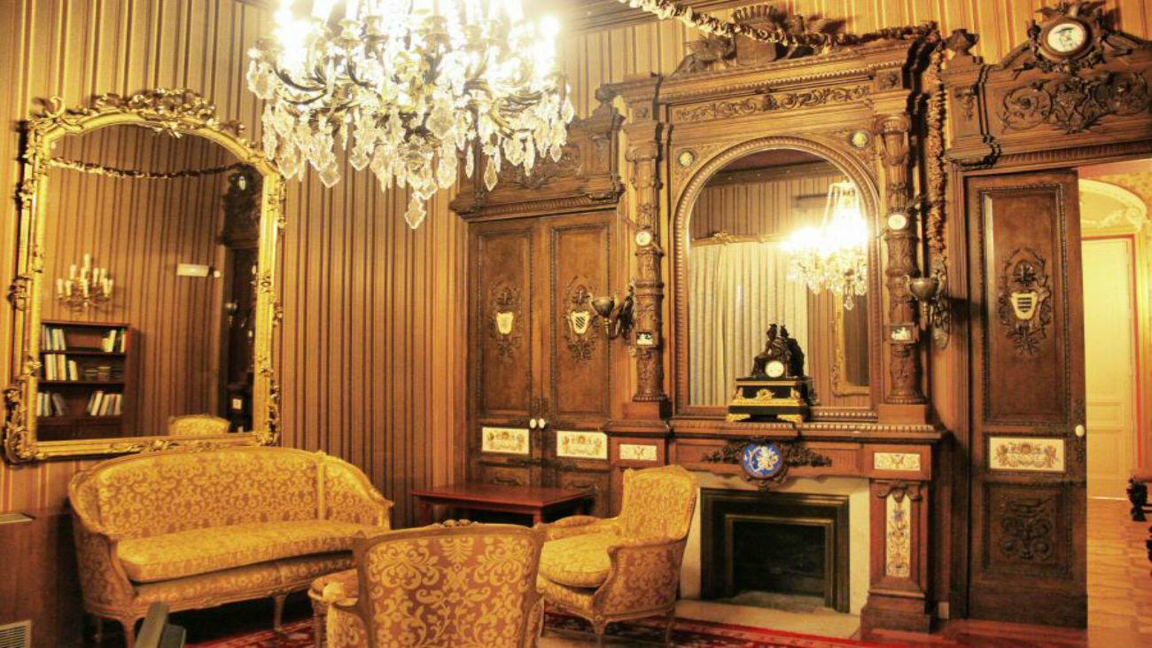 El Palacio de Marqués de Villafranca, una joya histórica en pleno centro de Madrid