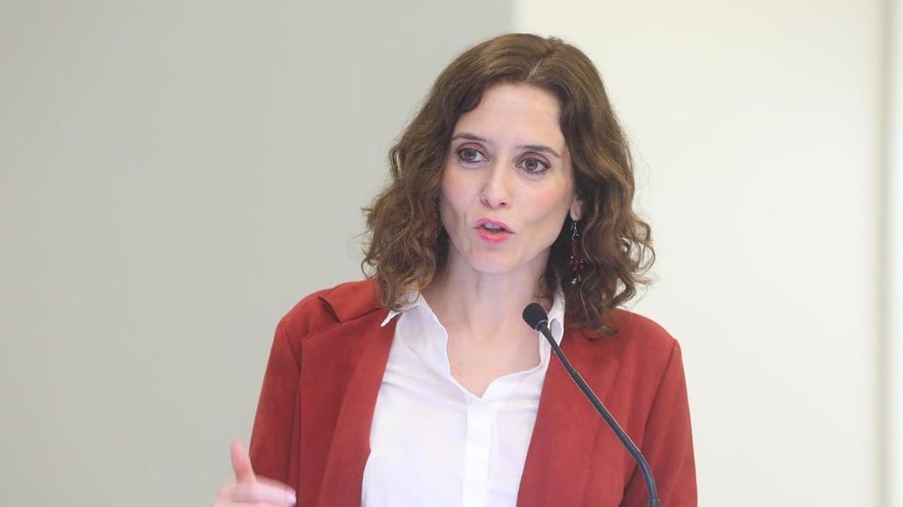 Díaz Ayuso creará una Consejería de Deportes si es presidenta