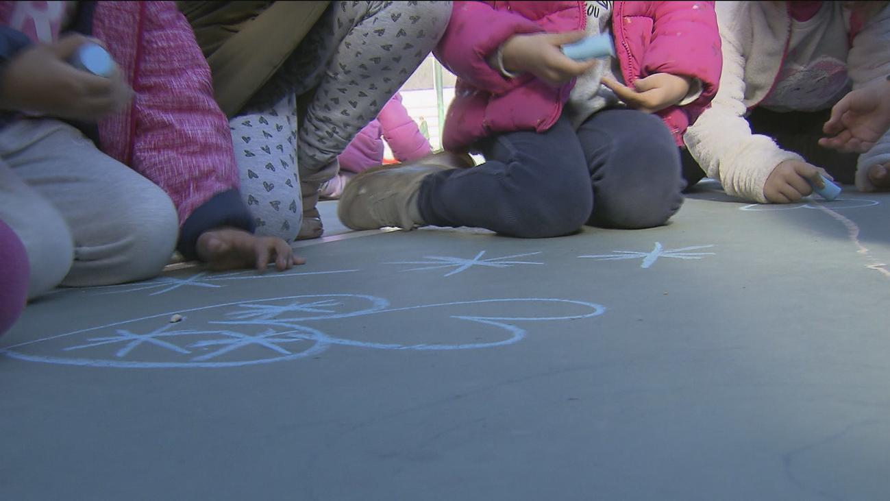 Un colegio de Madrid propone el 'Día sin Balón' en los recreos