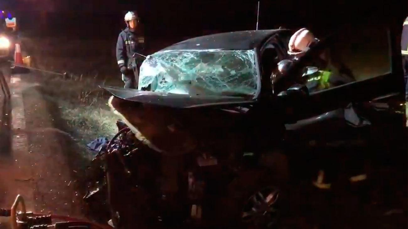 Siete fallecidos en siete accidentes de tráfico el fin de semana