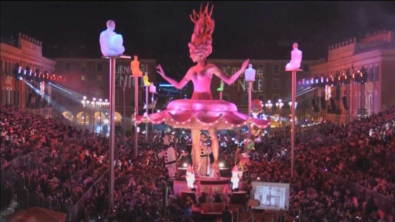 En muchos lugares ya disfrutan del carnaval