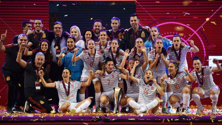 Entrevista a Vanesa Sotelo,  campeona de Europa de Fútbol Sala Femenino