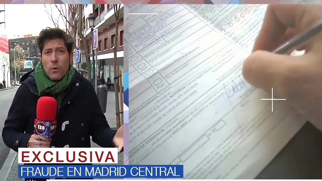 El Ayuntamiento asegura que no le consta la venta ilegal de empadronamientos en Madrid Central