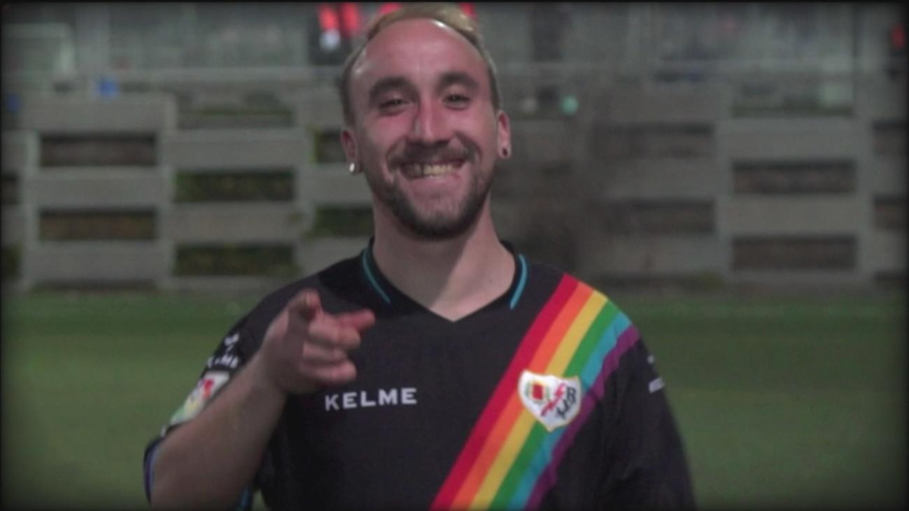 José Manuel Gallego cumple su sueño en la Liga Genuine
