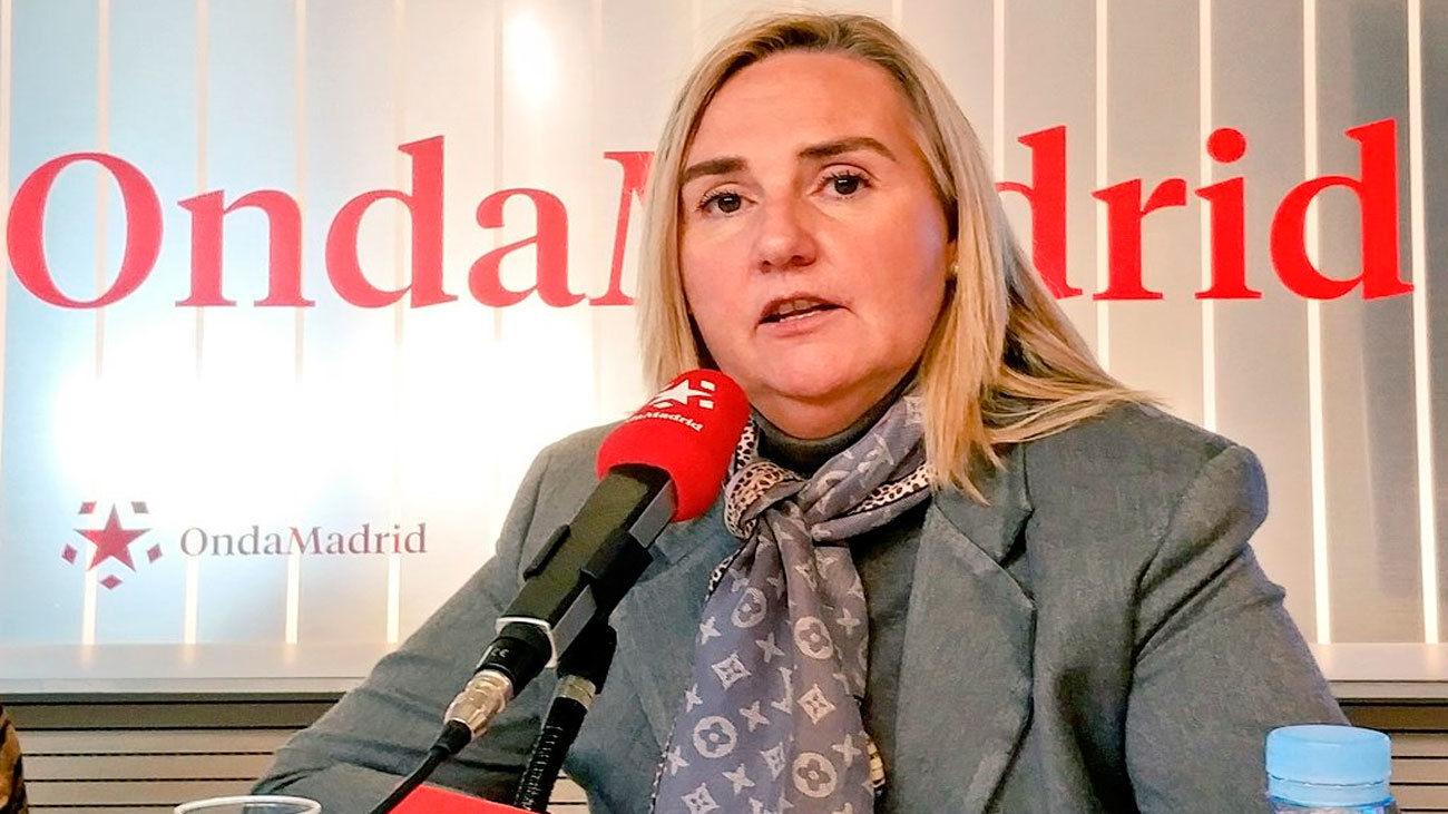 Rosalía Gonzalo, Consejera de Transportes, Vivienda e Infraestructura