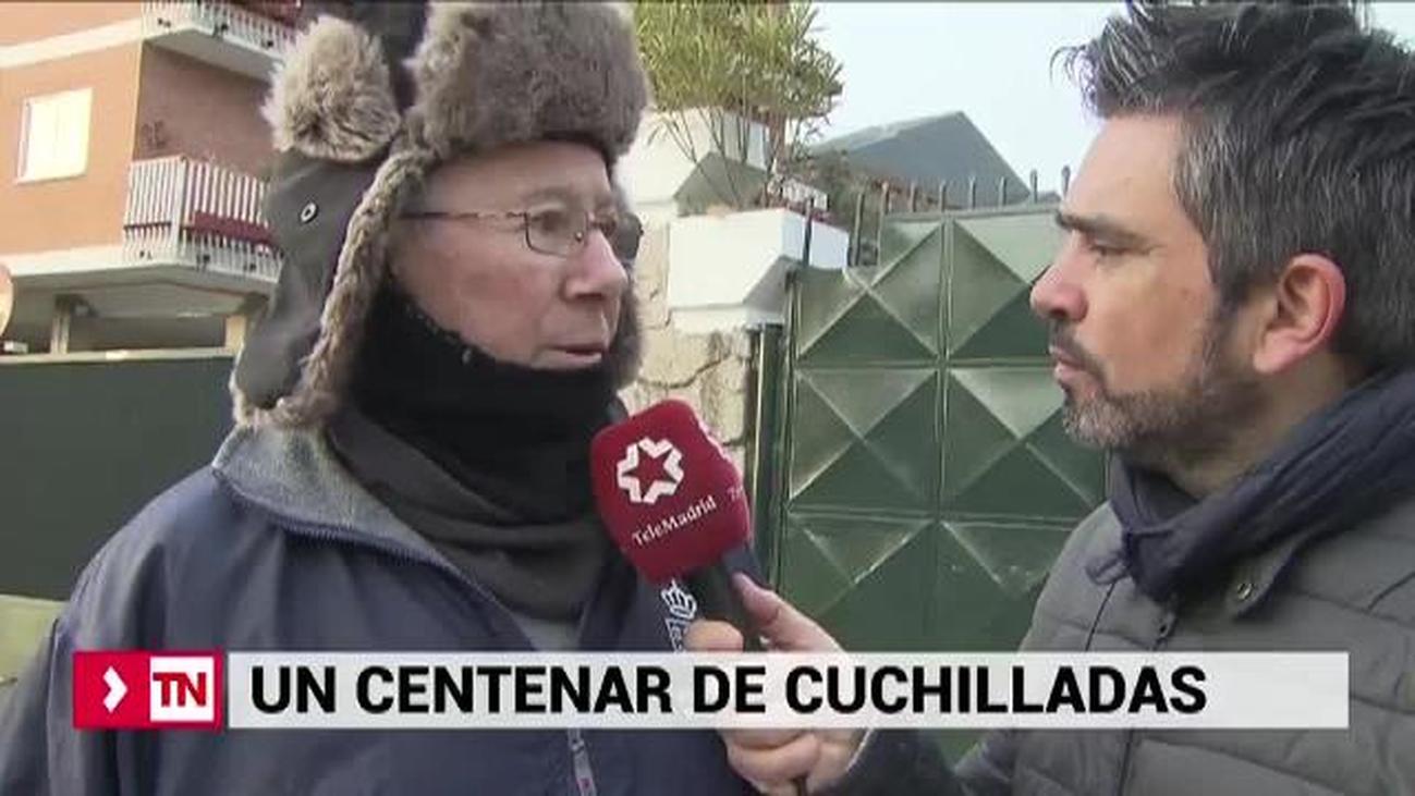 Uno de los hermanos muertos en Colmenarejo tenía más de 70 puñaladas y el otro, 20