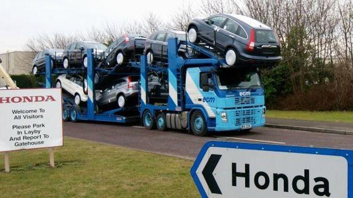 Honda cerrará por el Brexit su planta británica y despedirá a 3.500 trabajadores