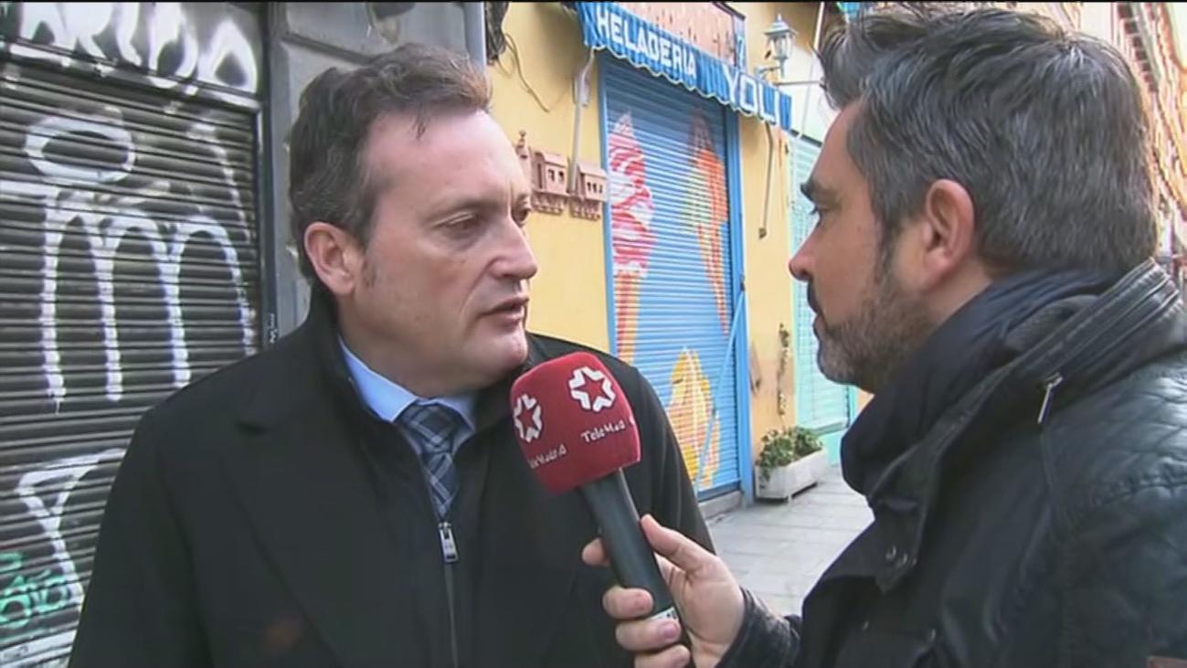 Lavapiés se solidariza con sus comercios y les cede gratis sus pases a Madrid Central