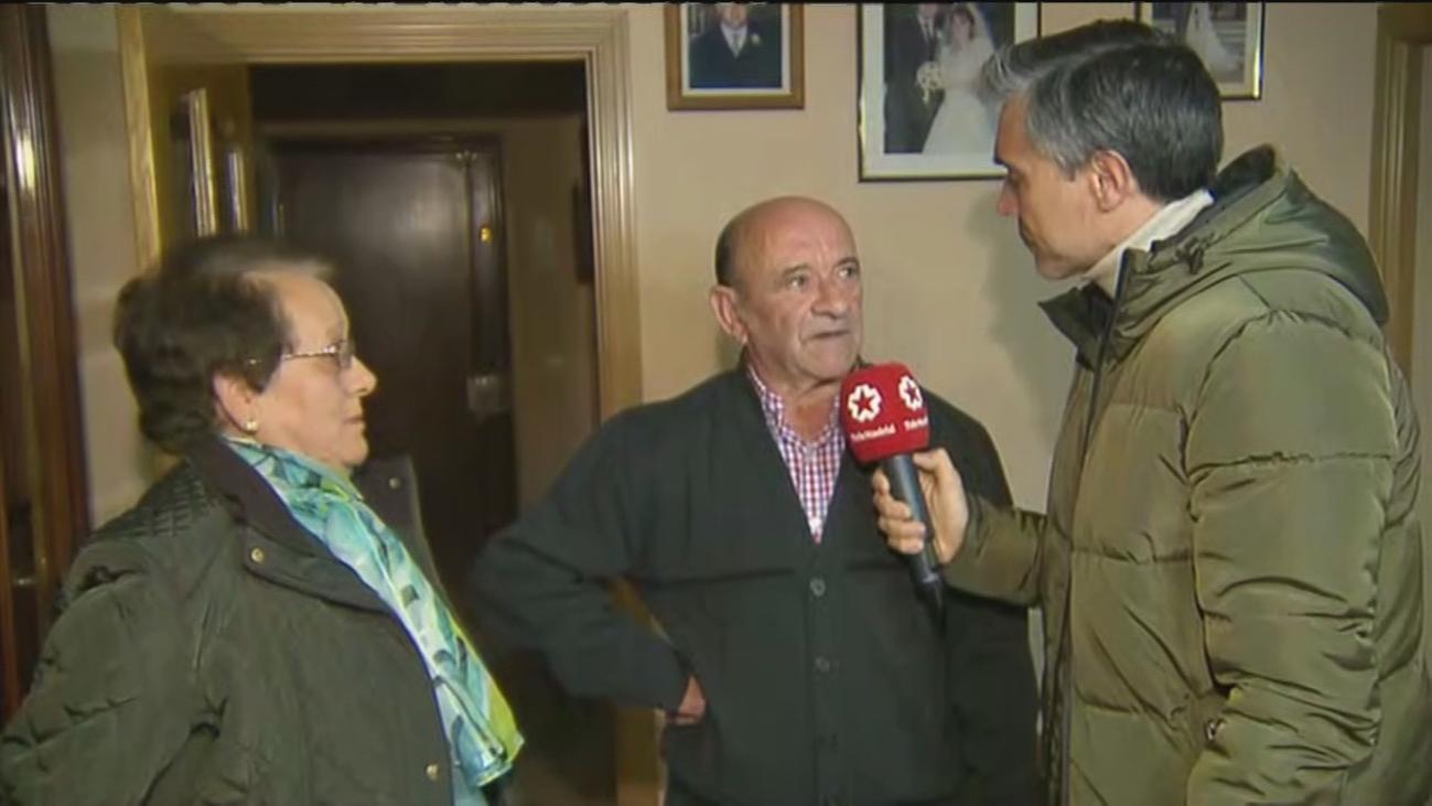 Un matrimonio de Alcalá se ve en la calle por avalar a su hijo con un prestamista