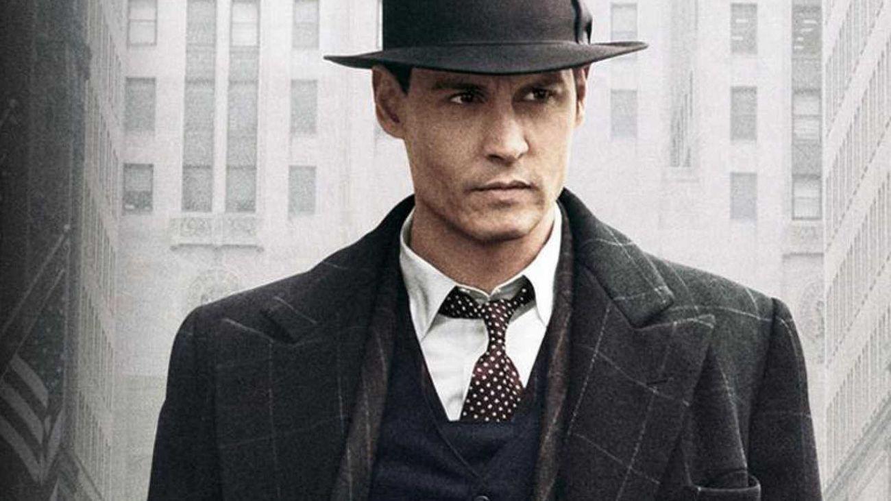 Johnny Depp protagoniza 'Enemigos íntimos'