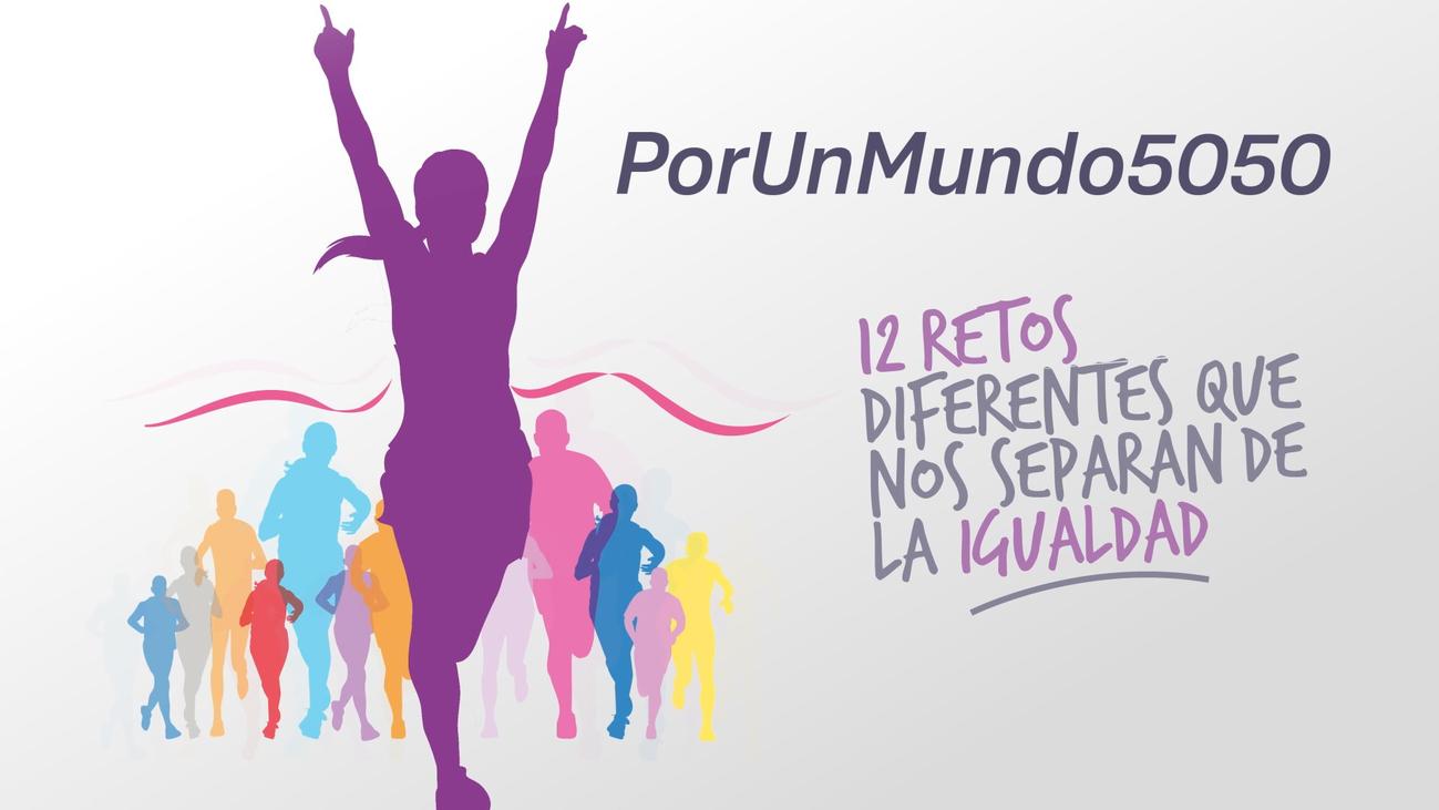 Llega la Carrera Solidaria #PorUnMundo5050