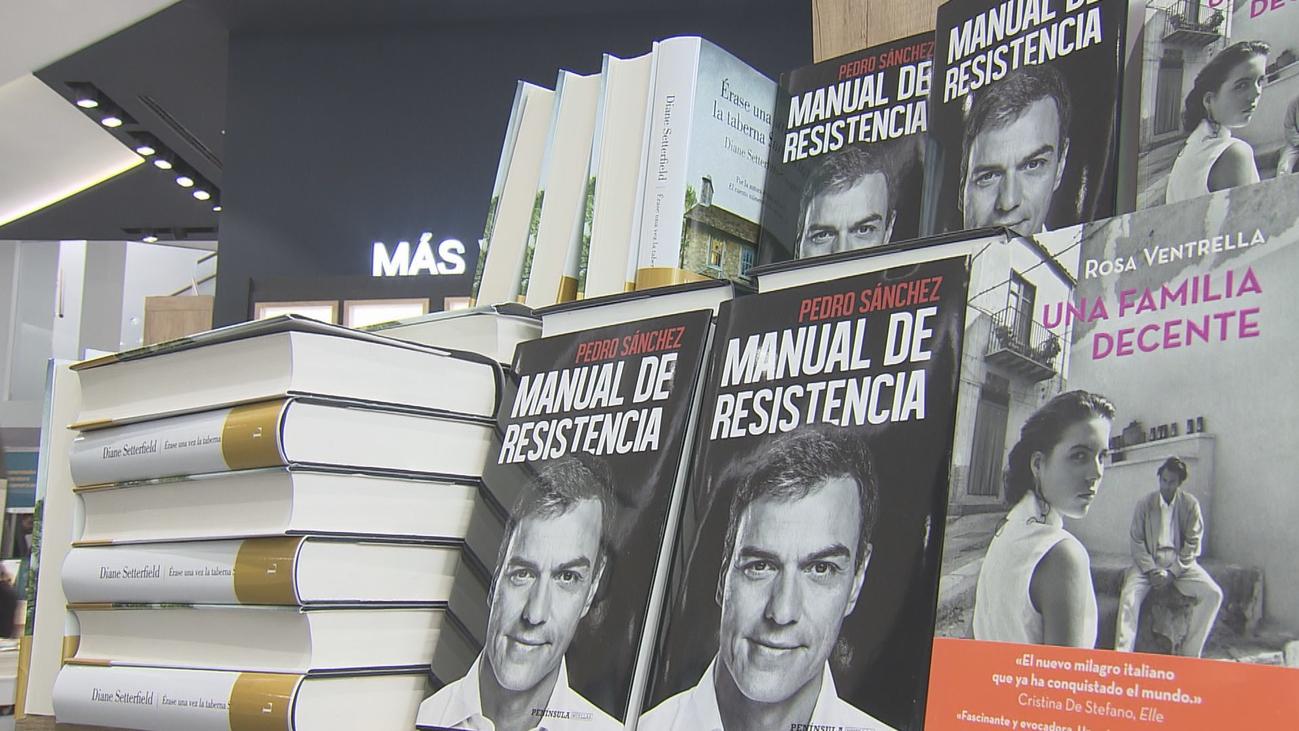 Pedro Sánchez reparte críticas en su libro 'Manual de Resistencia'