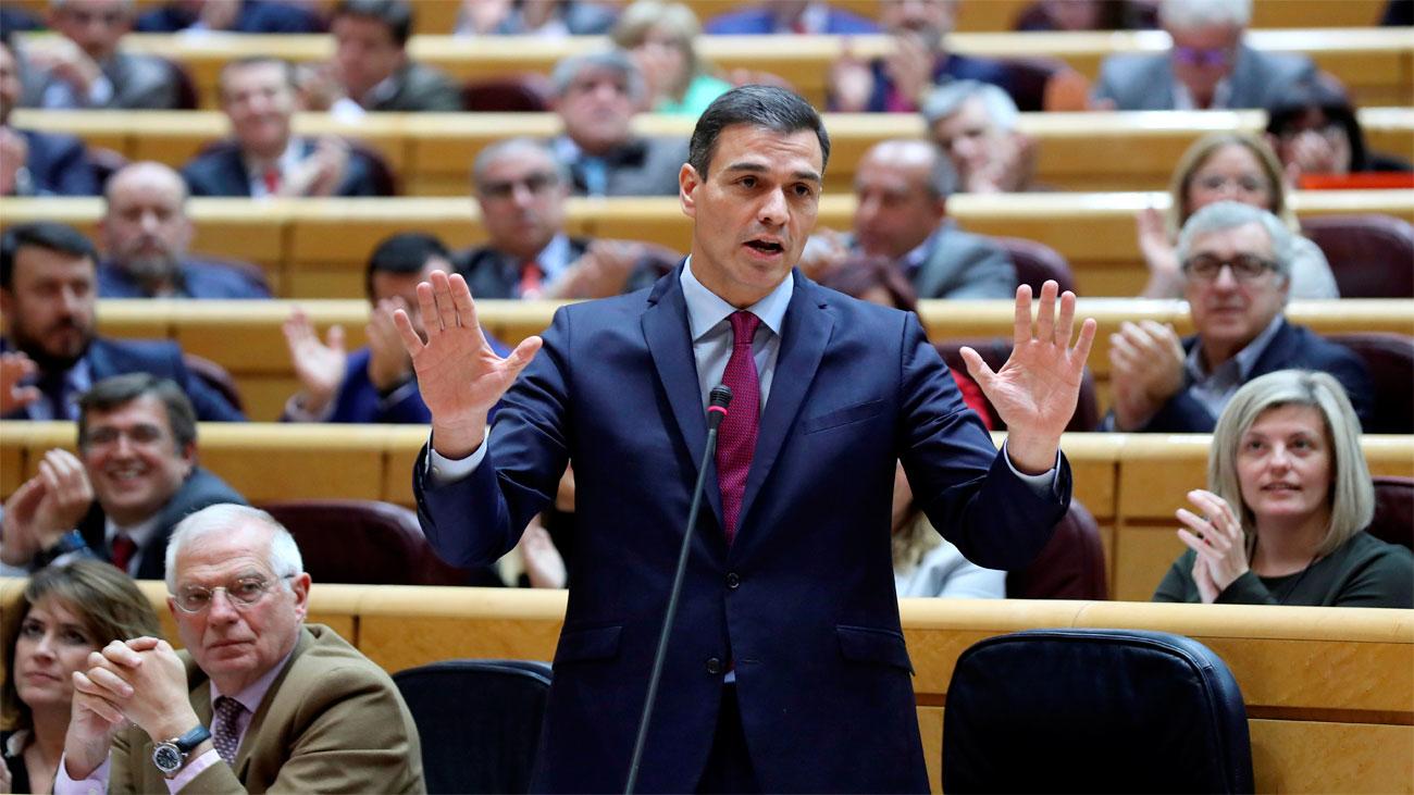 El Senado despide la Legislatura en tono de campaña electoral