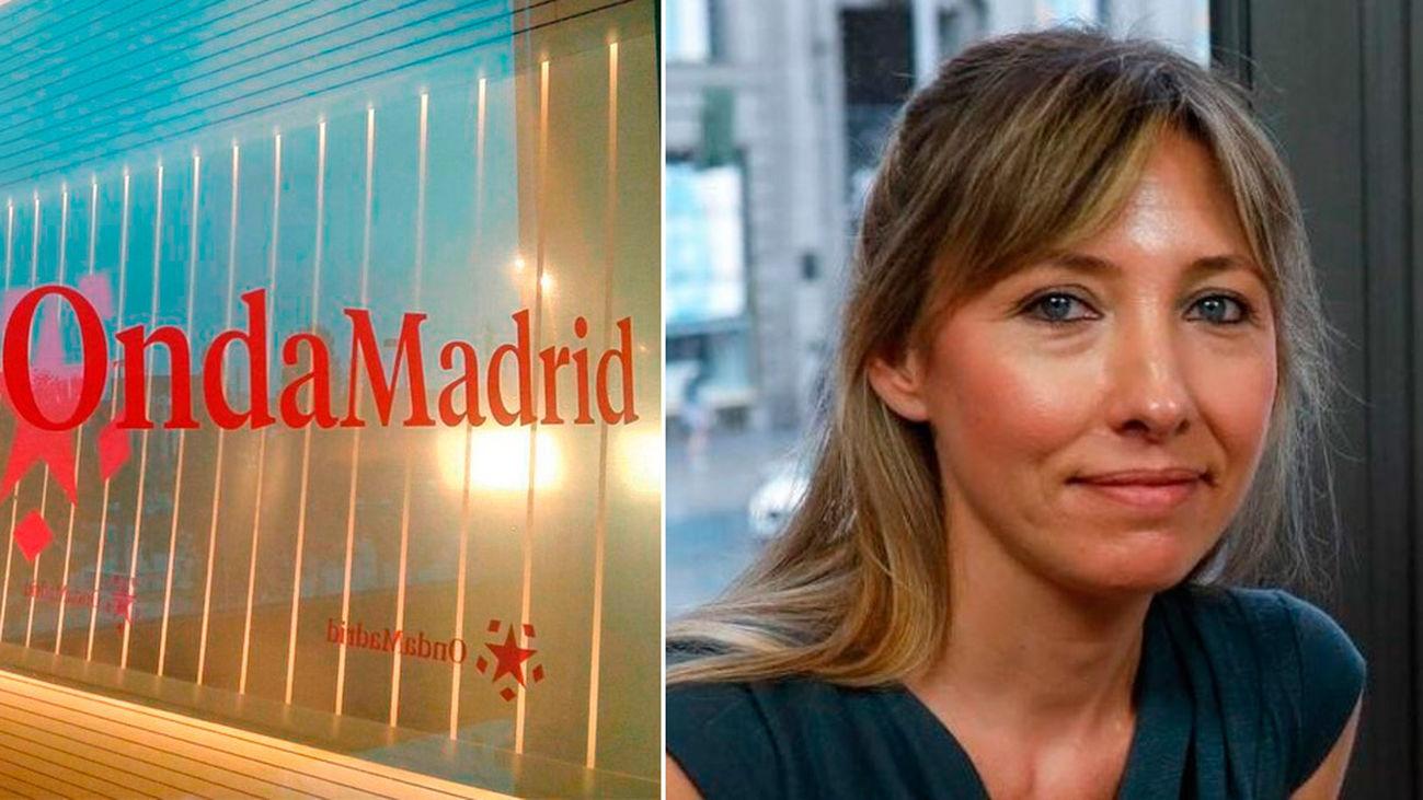 María Cano (Madrid Diario) en El Intercambiador