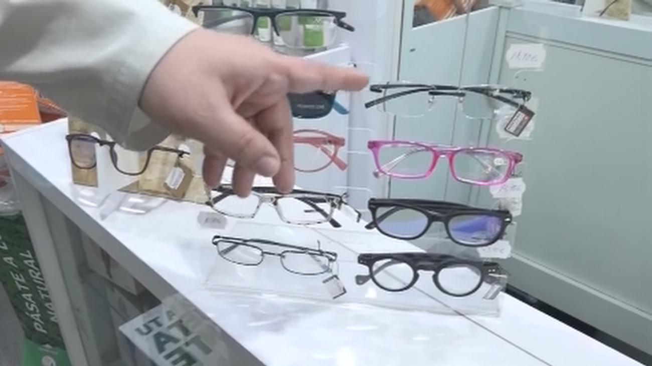 ¿Es recomendable el uso de gafas de farmacia?
