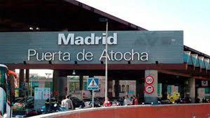 Adif mejora tres desvíos en la estación de Atocha Cercanías