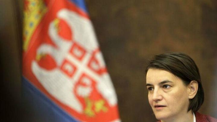 La pareja de la primera ministra de Serbia da a luz a un niño