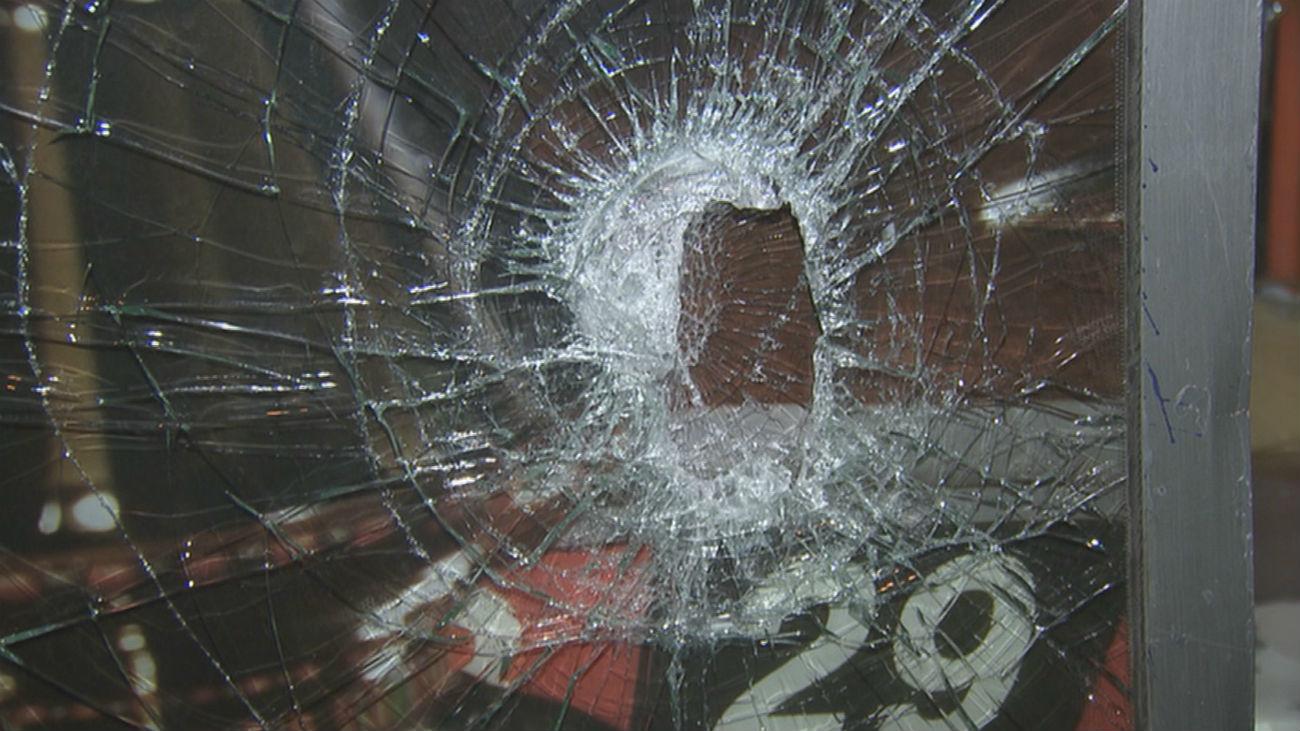 La banda del BMW roba la caja fuerte de una casa de apuestas en Latina