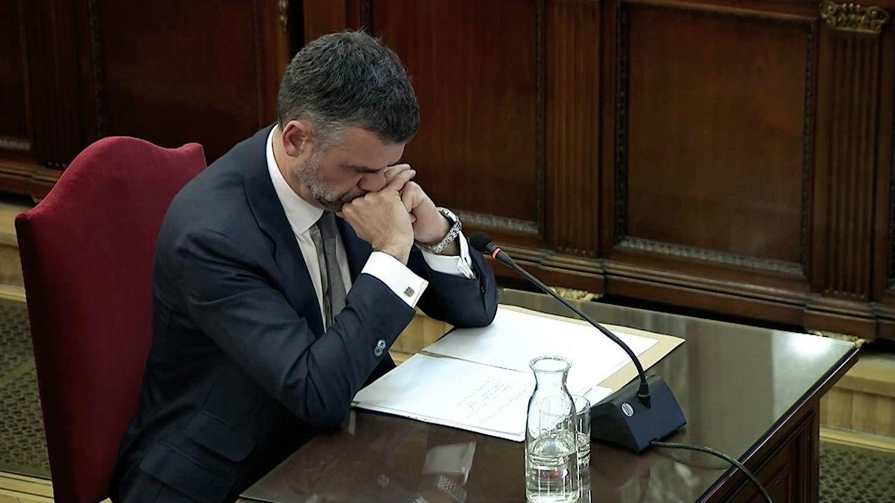 """Santi Vila: """"Lo que ocurrió en Cataluña es impropio de una sociedad avanzada"""""""