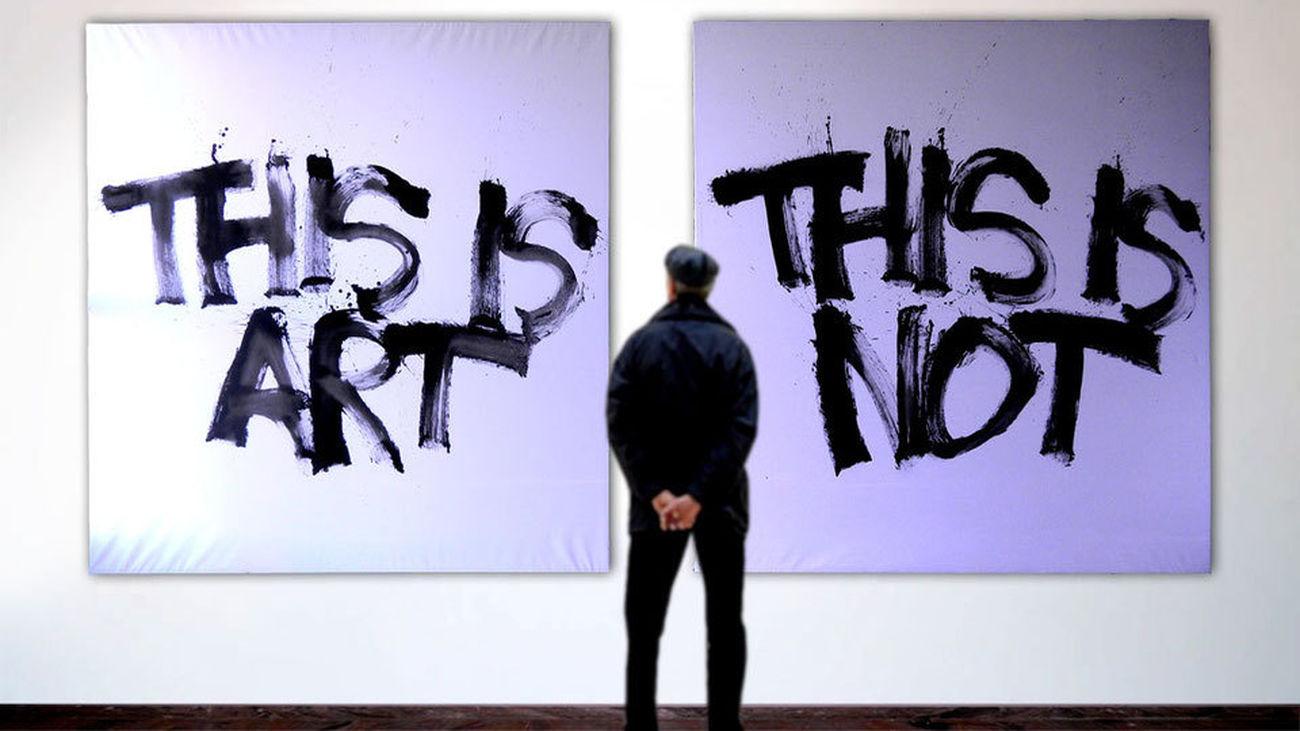 """""""Esto es arte""""/""""Esto no lo es"""""""