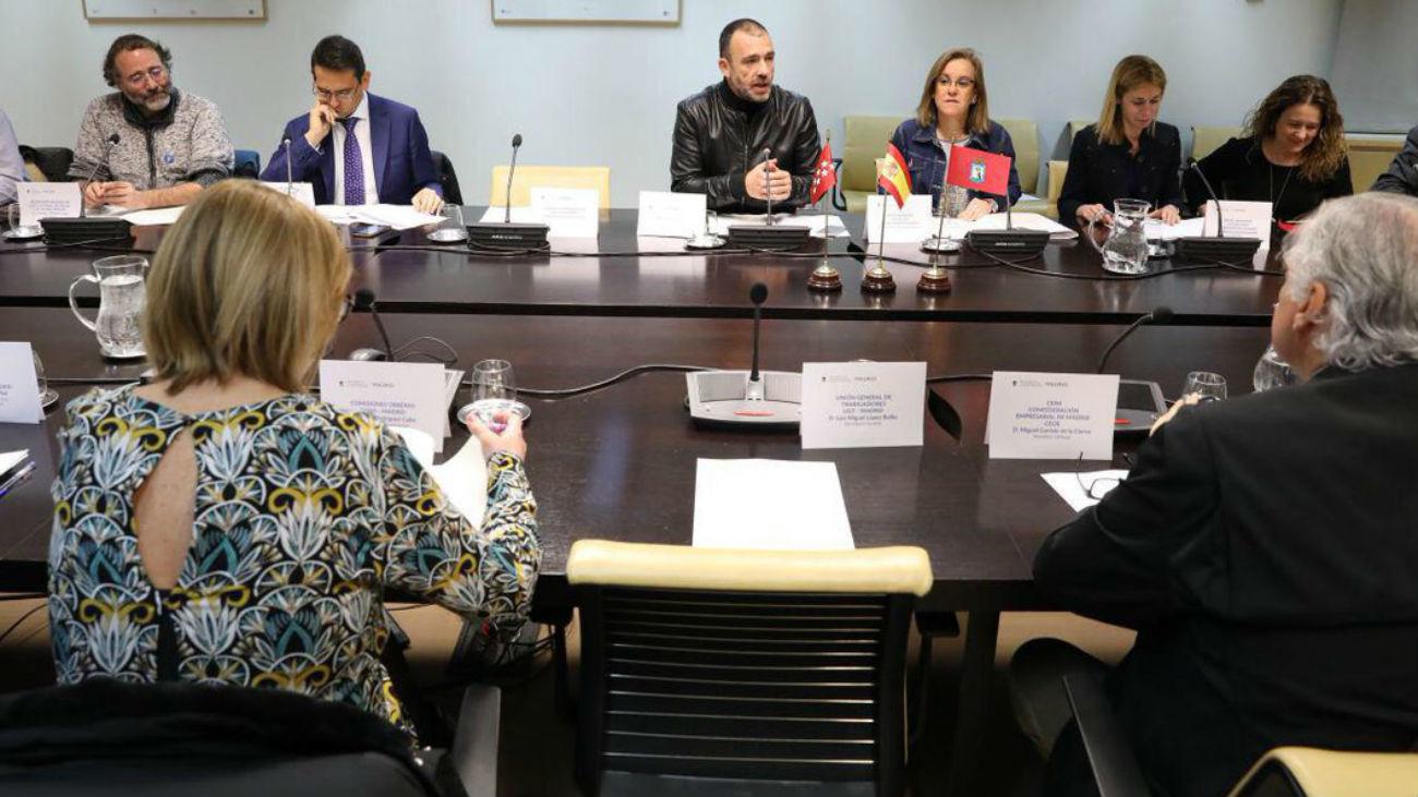 El Ayuntamiento de Madrid presenta 200 propuestas vecinales