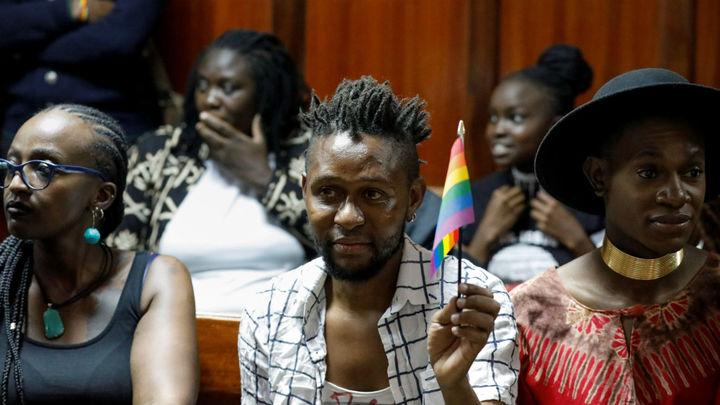 África sigue a la cola de los derechos LGTBI