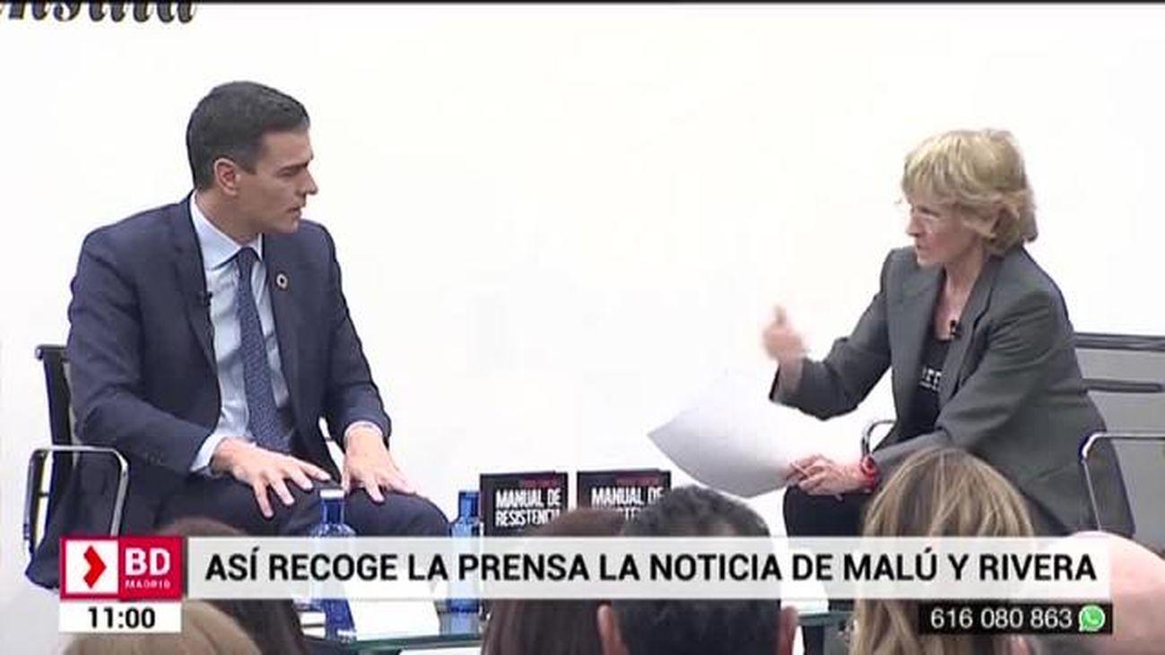 Buenos Días Madrid (10:30 - 11:30) 22.02.2019