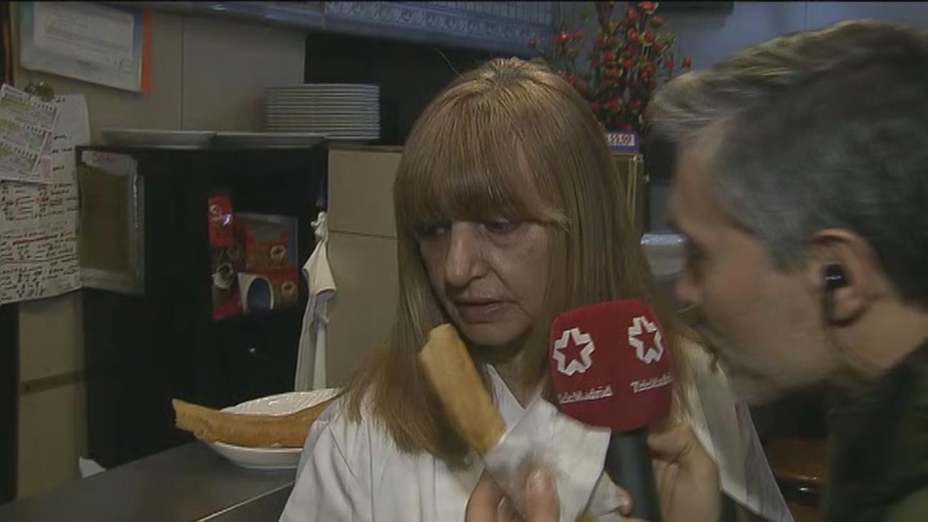 """Una churrera de Alcorcón lleva sus """"churros de verdad"""" a Qatar"""