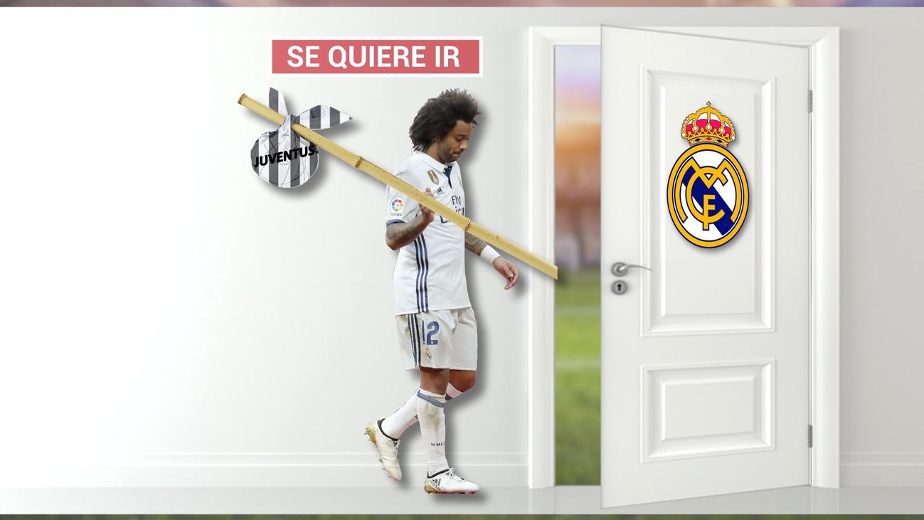 Marcelo se quiere marchar