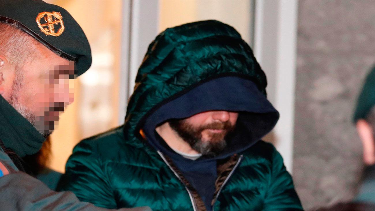 Prisión provisional para los 3 detenidos por el asesinato de Ardines