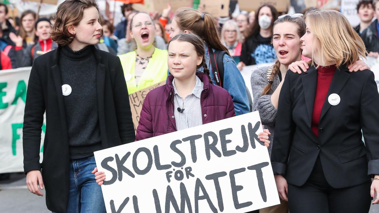 La activista sueca de 16 años que protagoniza la lucha contra el camio climático